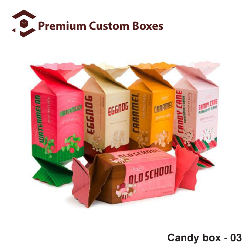 Custom Candy Packaging, Designing Your Own Custom Candy Packaging